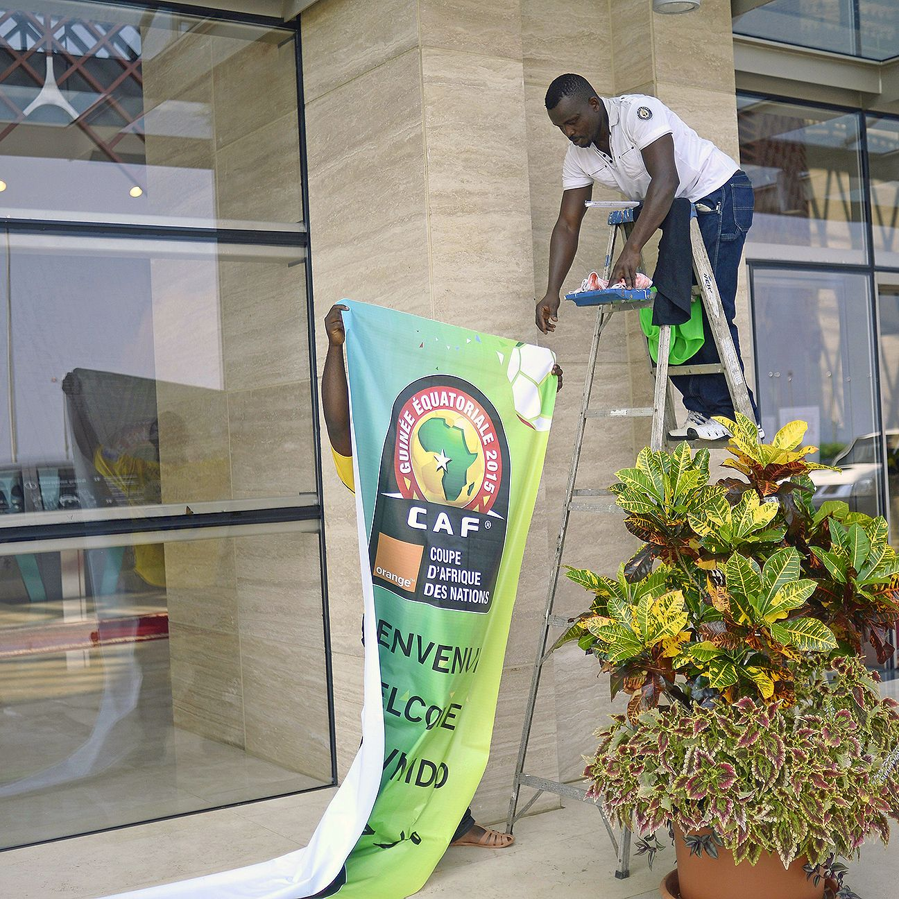 Four cities in Equatorial Guinea will host the 2015 African Nations' Cup.