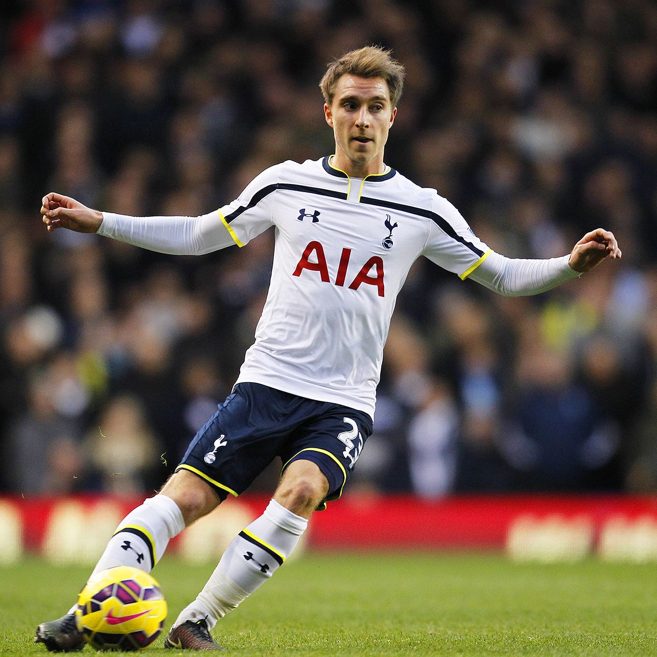 The fitness and belief of Christian Eriksen has paid major dividends for Spurs thus far this season.