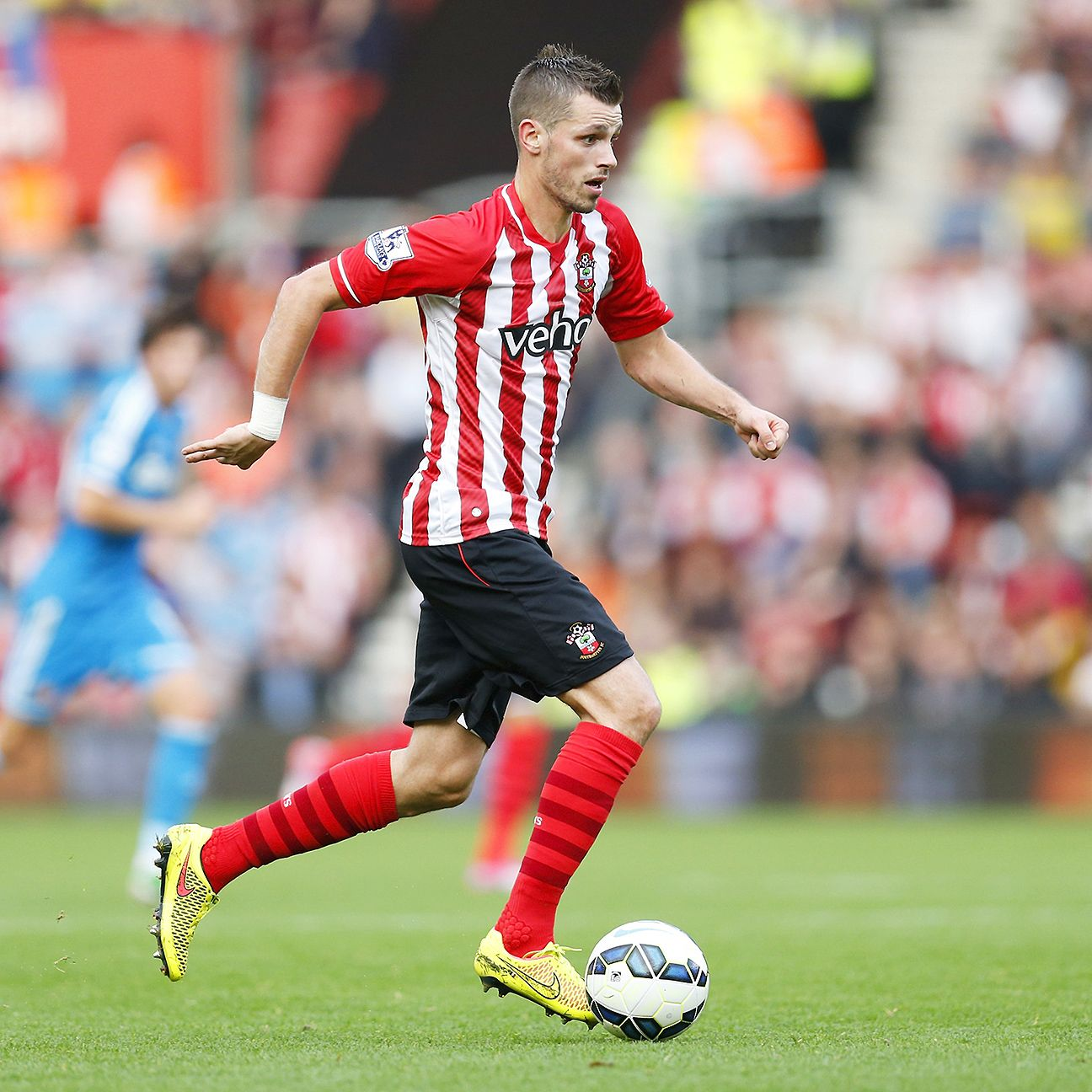 Southampton's midfield will be shored up thanks to the return of Morgan Schneiderlin from suspension.