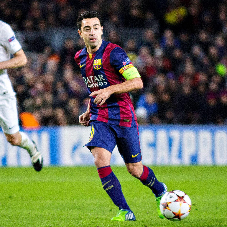 Celta Vigo Vs Barca Full Match: Xavi: Barcelona Cannot Afford Blank 2015 Must Win Trophies