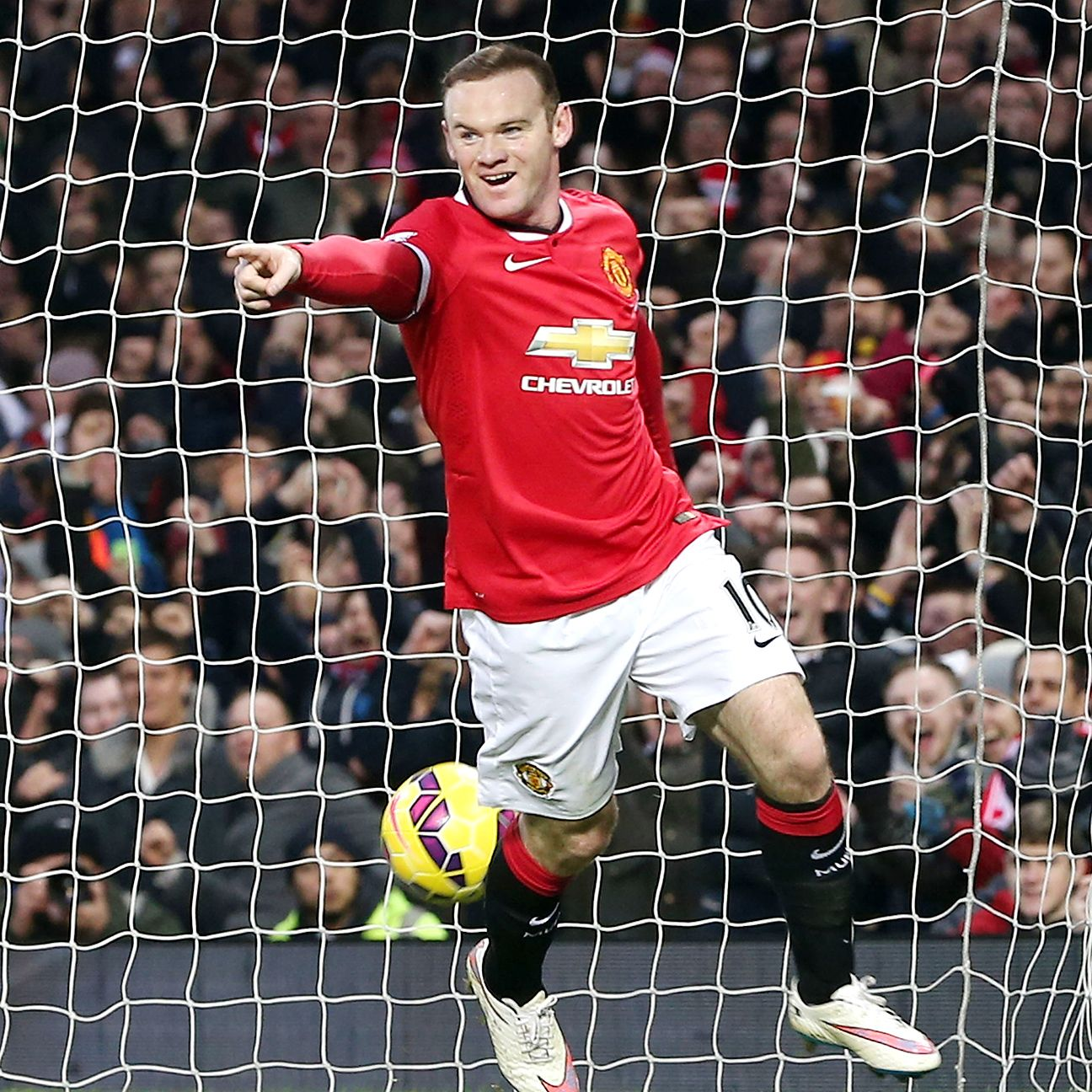 With Wayne Rooney leading the forward line, Manchester United has been unstoppable in recent weeks.