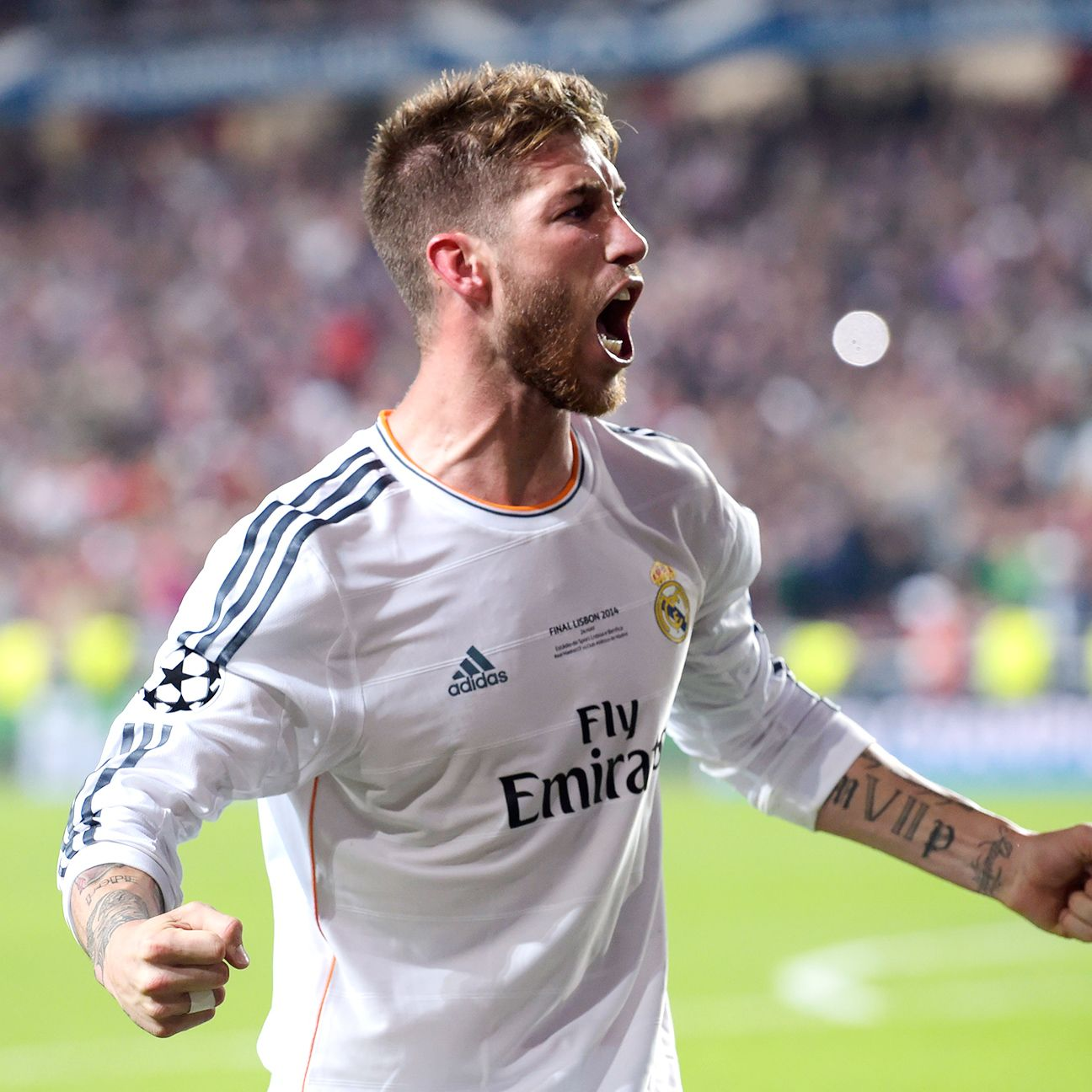 Sergio Ramos would be the first defender since 2006 to win the Ballon d'Or.