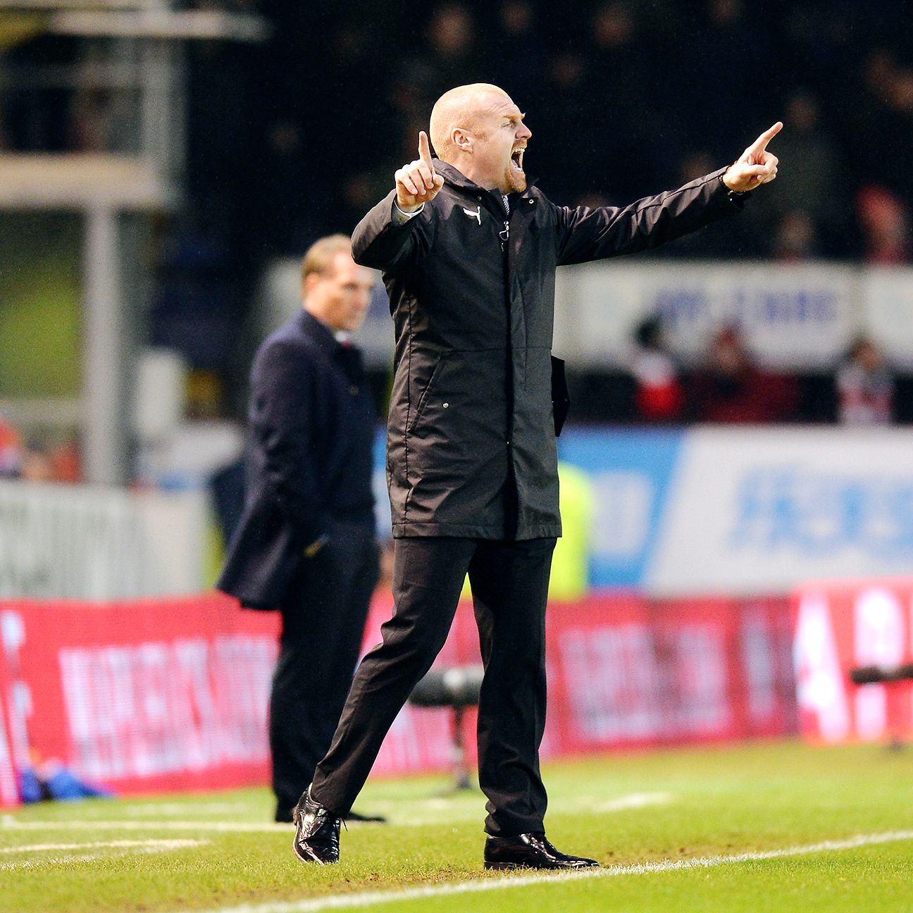 Sunday's visit to red hot Manchester City would be a great opportunity for Burnley boss Sean Dyche to rotate his squad.