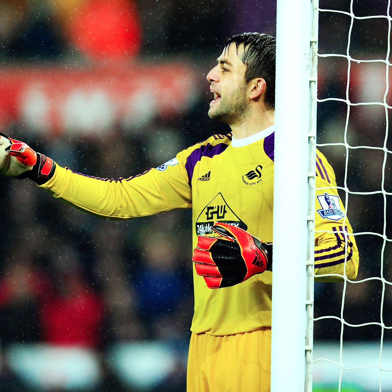 If not for the sure hands of goalkeeper Lukasz Fabianski, Swansea's Boxing Day could have easily ended in defeat.