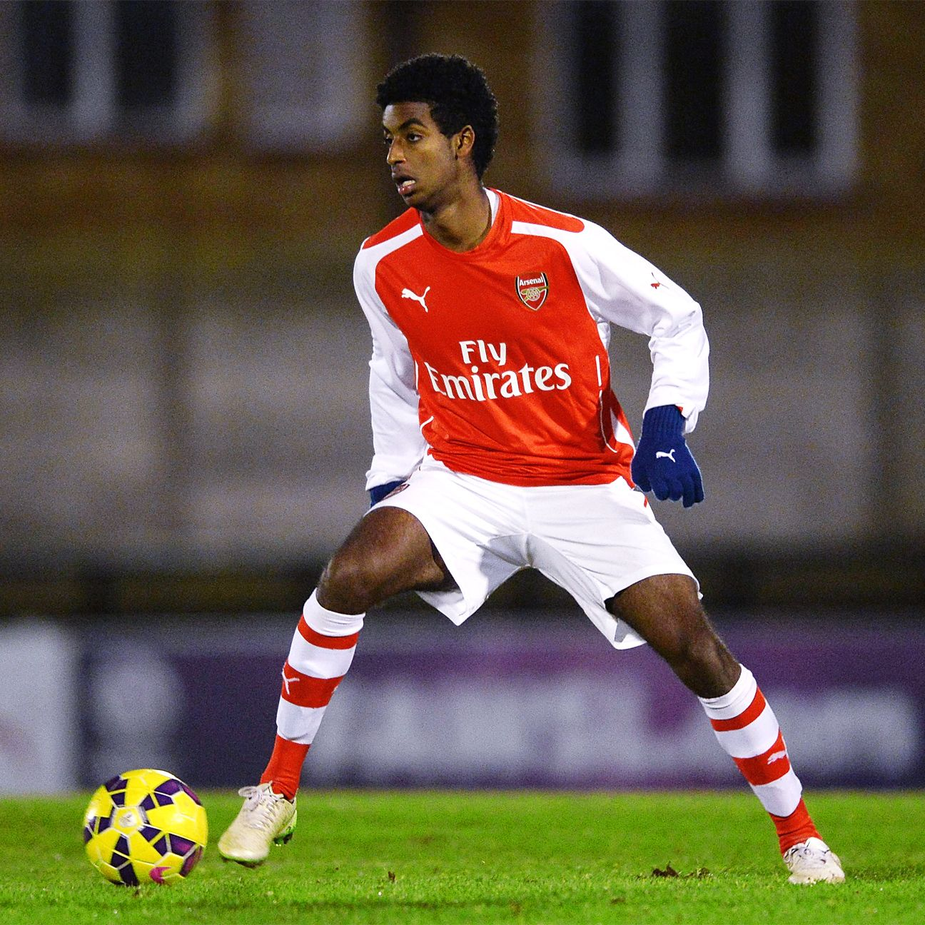 Gedion Zelalem is an exciting addition for the American soccer program.