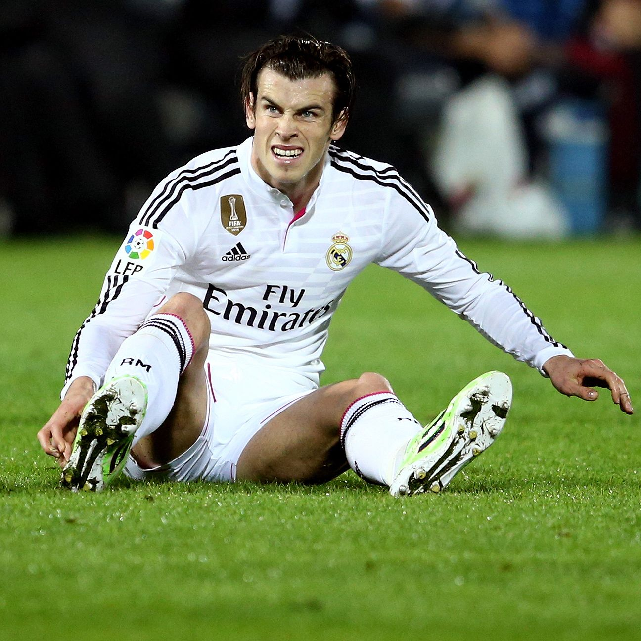 Gareth Bale and the rest of Real's second-half substitutes never really found their footing against Milan.