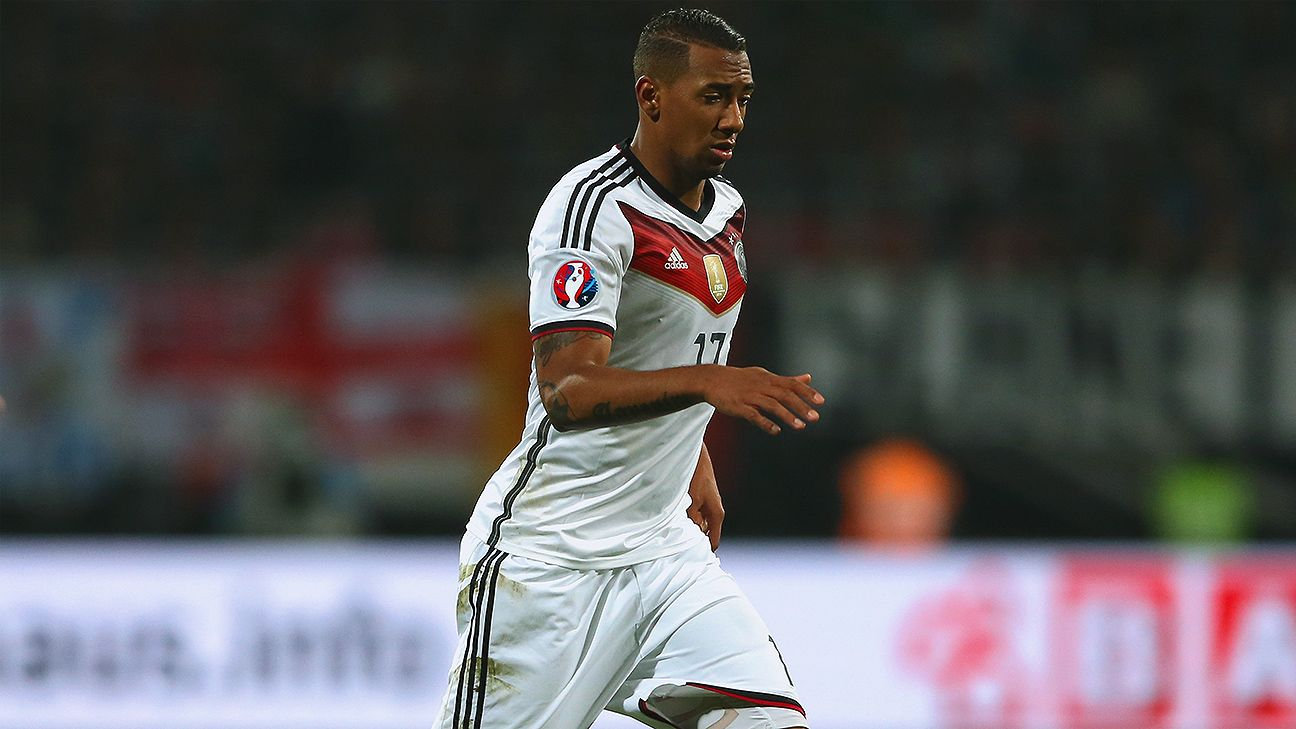 Jerome Boateng anchored Germany's superb defensive effort in Brazil.