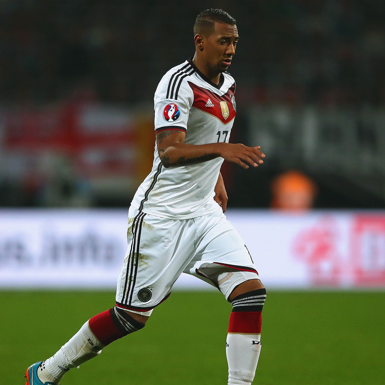 Jerome Boateng anchored Germany's superb defensive effort in Brazil.