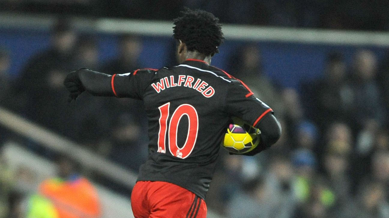 Manchester City and Swansea agree Wilfried Bony fee - sources