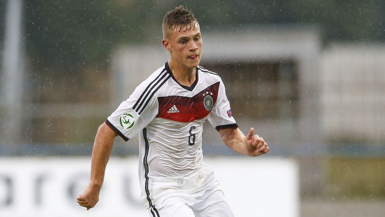 Bayern s Joshua Kimmich pulls out of Germany under 21 squad ESPN FC