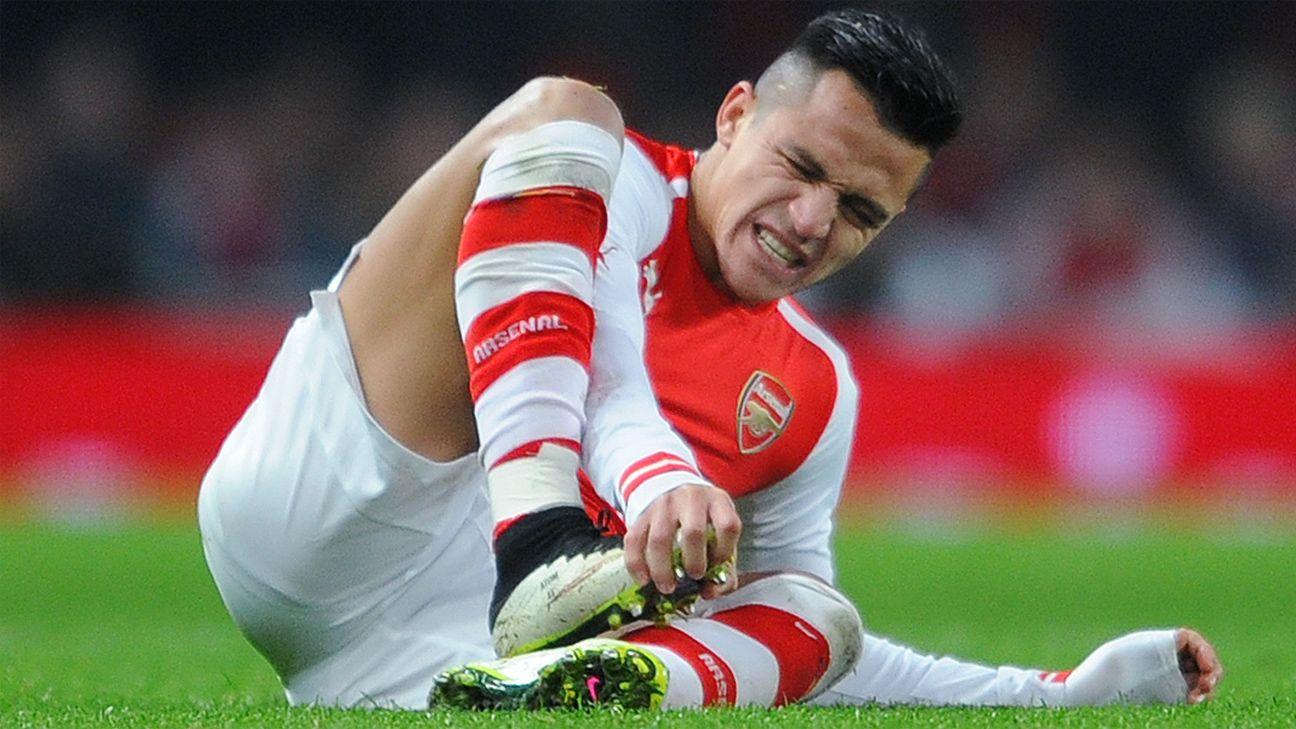 Agen Taruhan - Alexis Cedera Arsenal Kehilangan 9 pemain