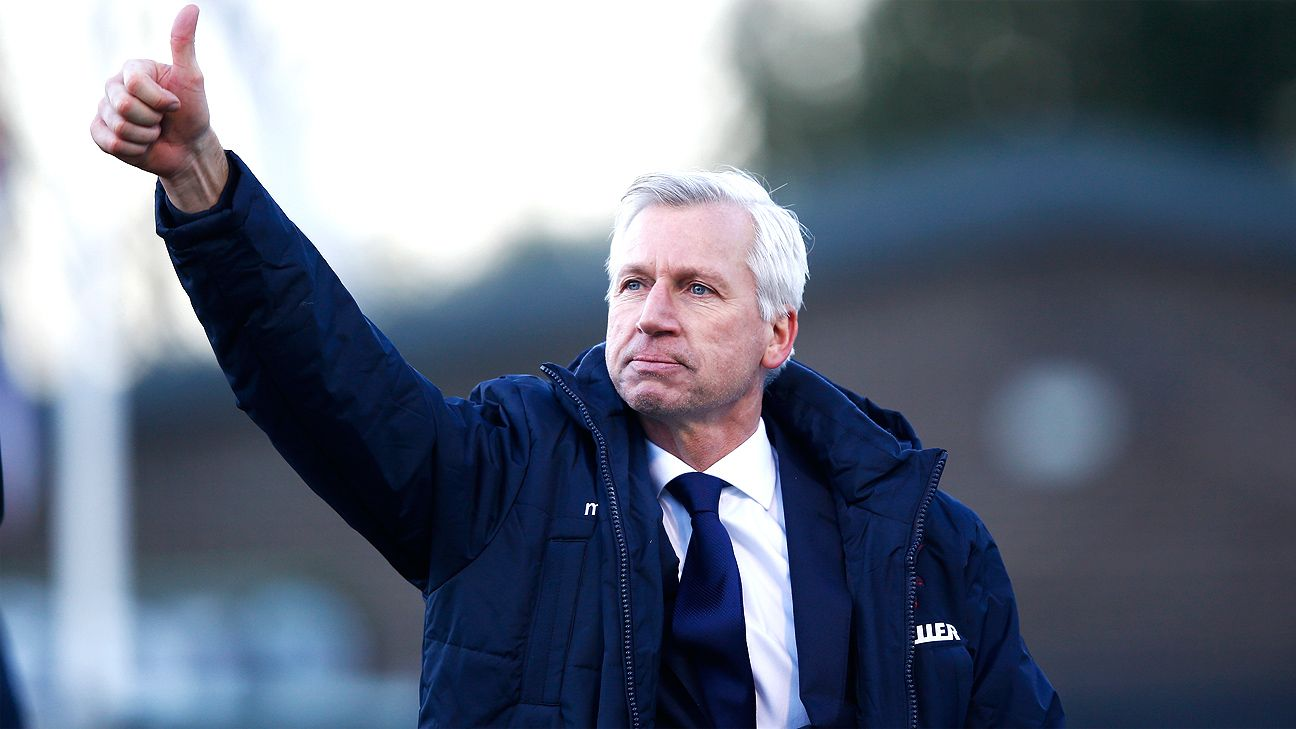 New manager Alan Pardew could not have asked for a better start from his Crystal Palace side in thrashing Dover.