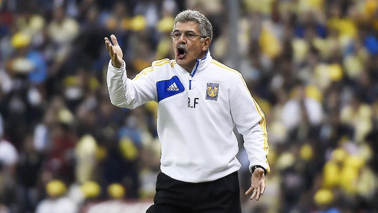 Ricardo Ferretti's Tigres will have to balance the 2015 Clausura with their Copa Libertadores campaign.