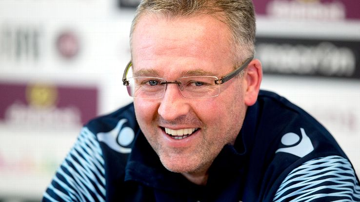 ex aston villa manager paul lambert refuses to rule out. Black Bedroom Furniture Sets. Home Design Ideas