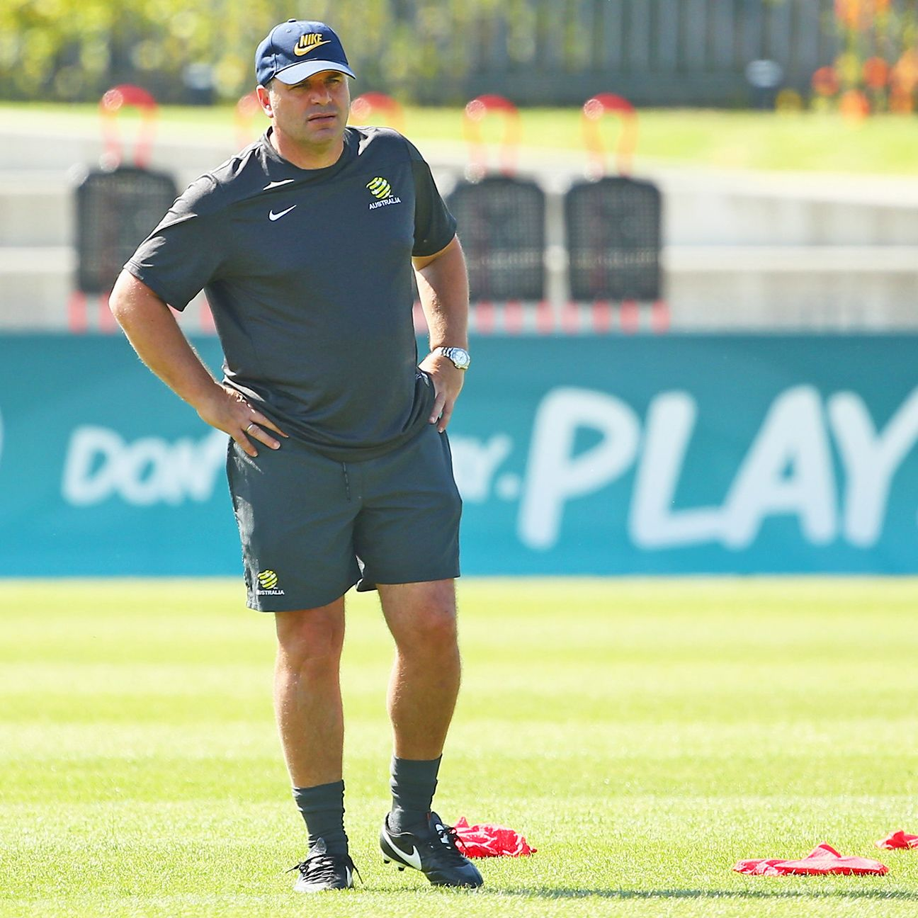 Three points in the group stage opener versus Kuwait would provide a big boost for Australia head coach Ange Postecoglou.