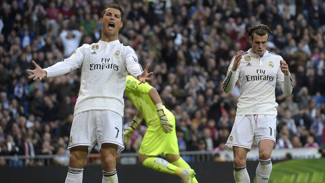Real Madrid star Cristiano Ronaldo faces media scrutiny before Clasico