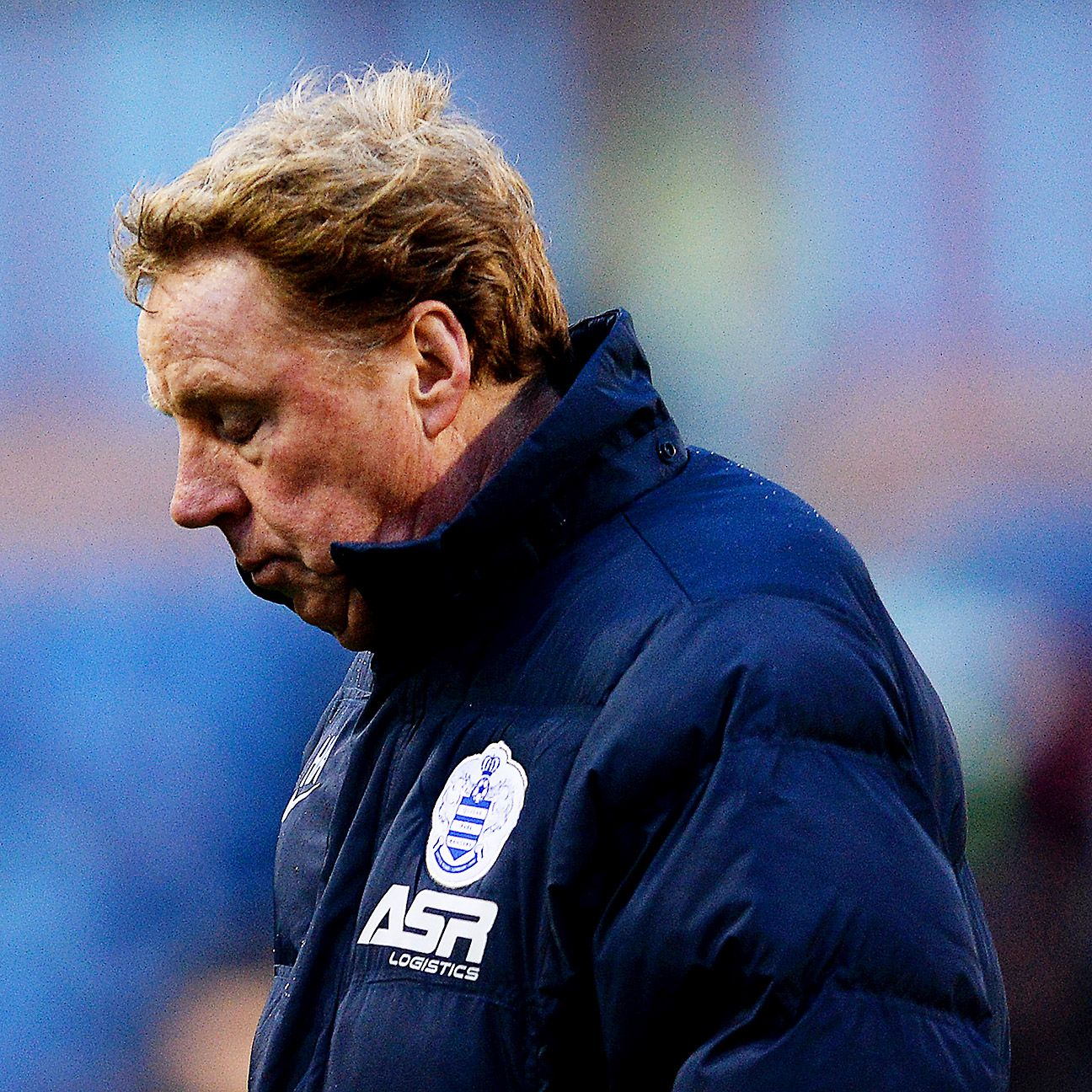 Harry Redknapp's QPR slumped to their 10th straight away defeat on Saturday at Burnley.
