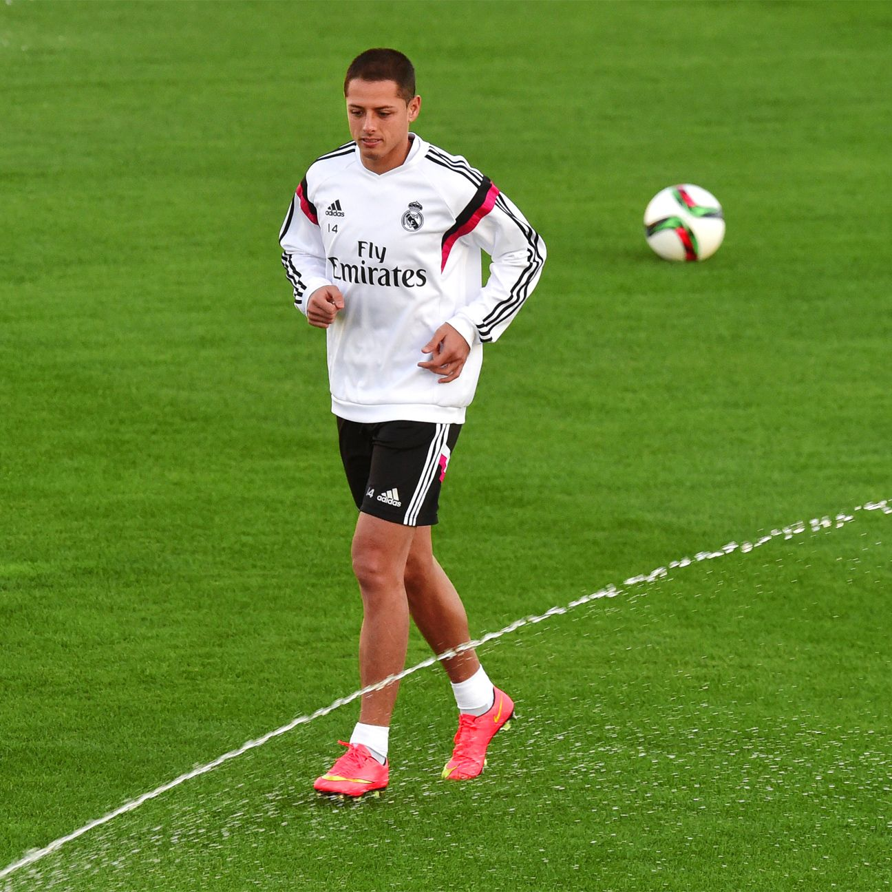 Mexico forward Chicharito Hernandez will likely have no shortage of suitors should he not remain with Real Madrid.