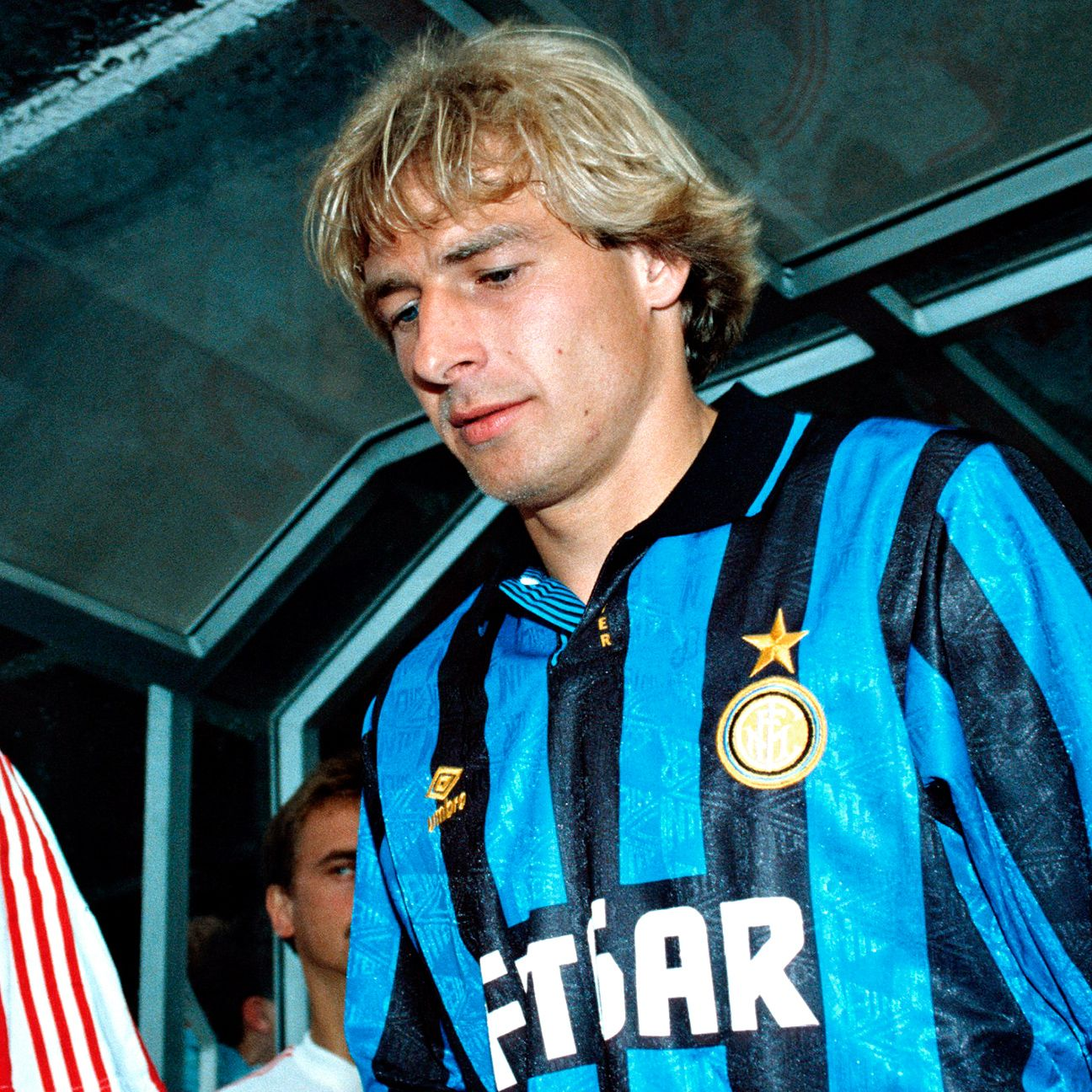Current United States national team head coach Jurgen Klinsmann spent three seasons at the San Siro with Inter.