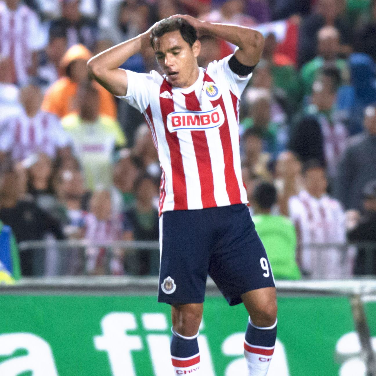 Omar Bravo and Chivas started the 2015 Clausura with a 2-1 defeat at Chiapas.