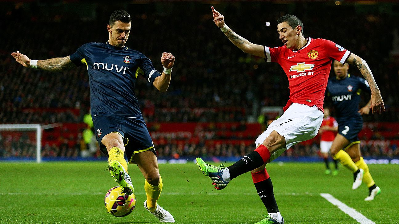 Work permits kept Angel Di Maria from joining Arsenal at 17 says