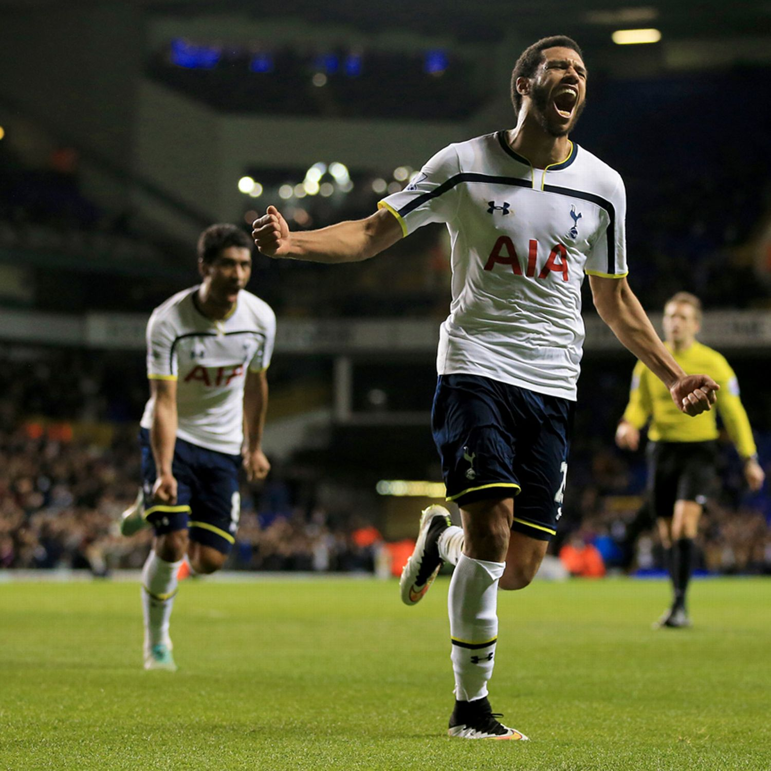 FA Cup Tottenham vs. Burnley Three Points by Kevin Palmer ...