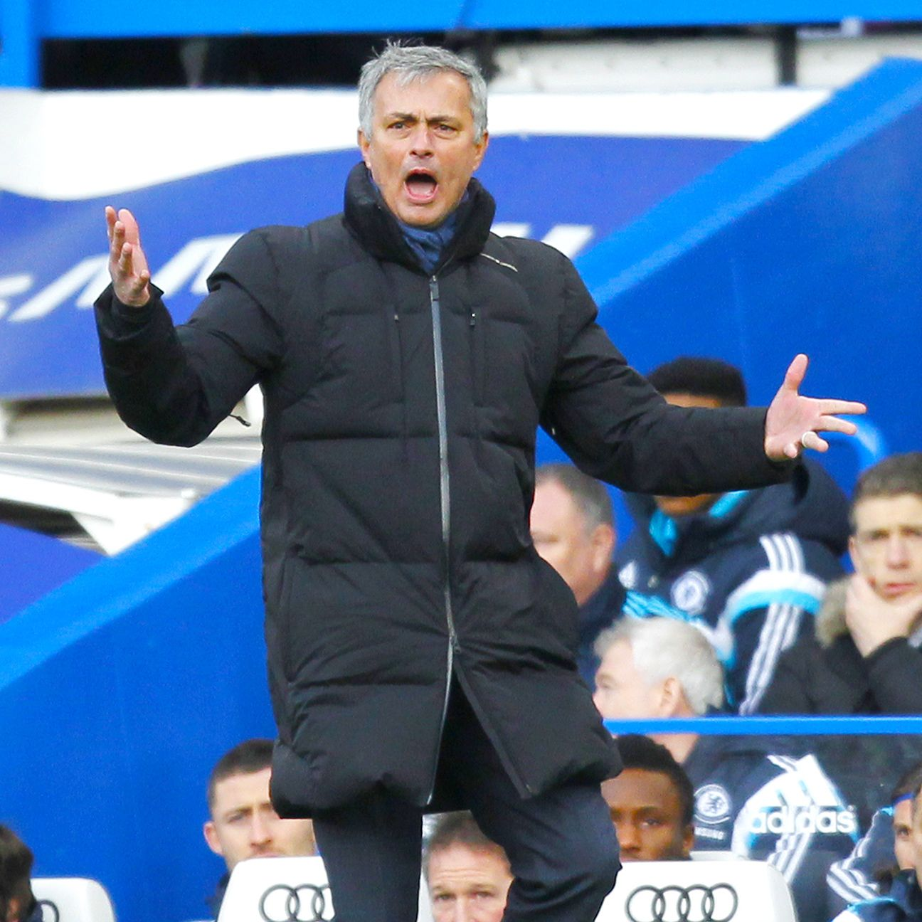 Chelsea fans should not expect much squad rotation from manager Jose Mourinho in upcoming matches, despite a congested fixtures list.