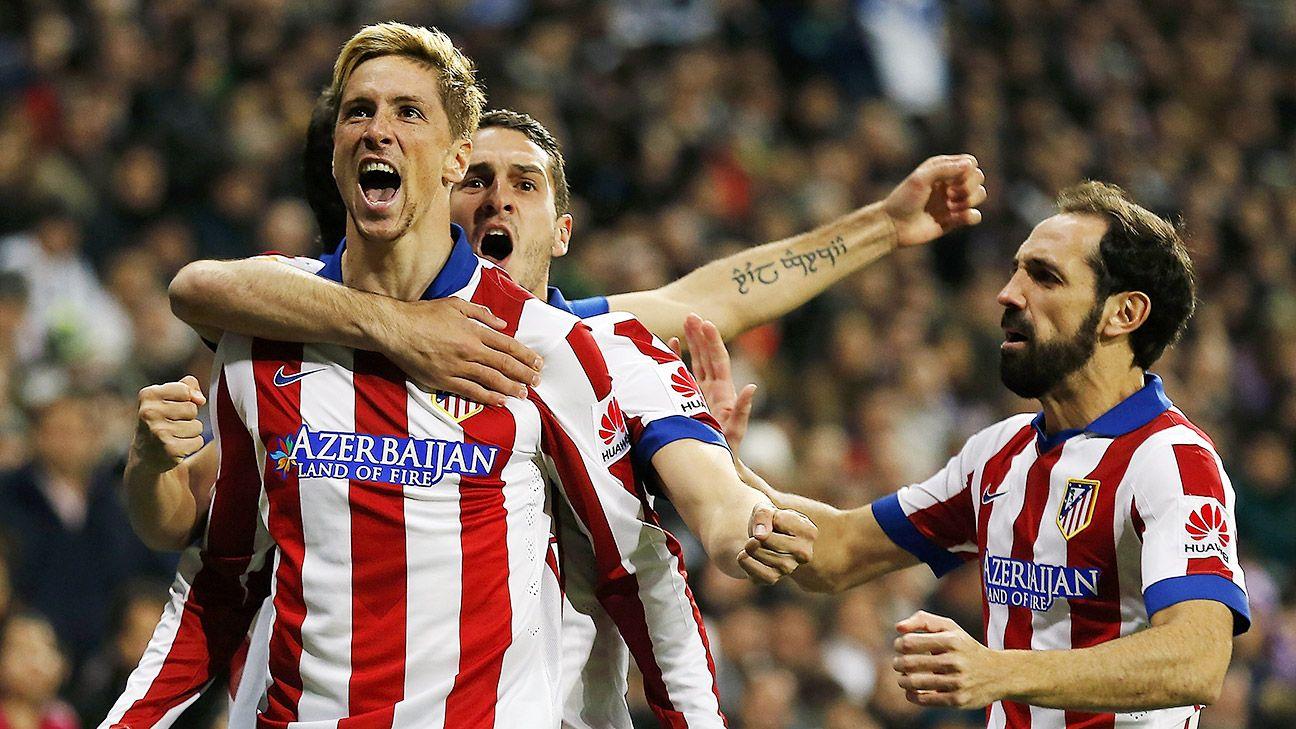 Torres resurge para frustrar la remontada blanca
