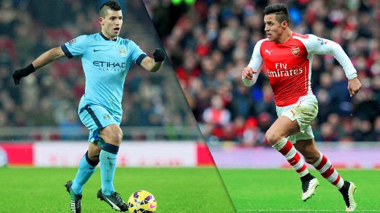 Sergio Aguero and Alexis Sanchez have been linked with moves away from their respective clubs.
