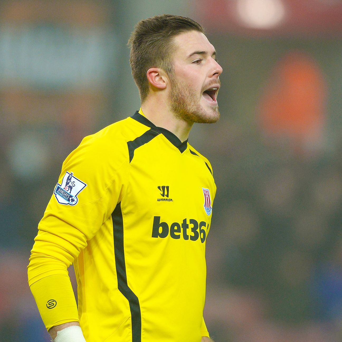 Young goalkeeper Jack Butland will be looking to help lead Stoke to another top-10 finish.