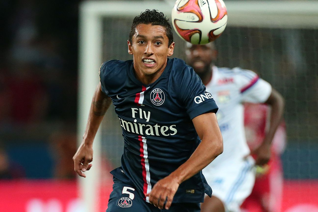 Eight of PSG's 12 clean sheets this season have come with Marquinhos on the field.
