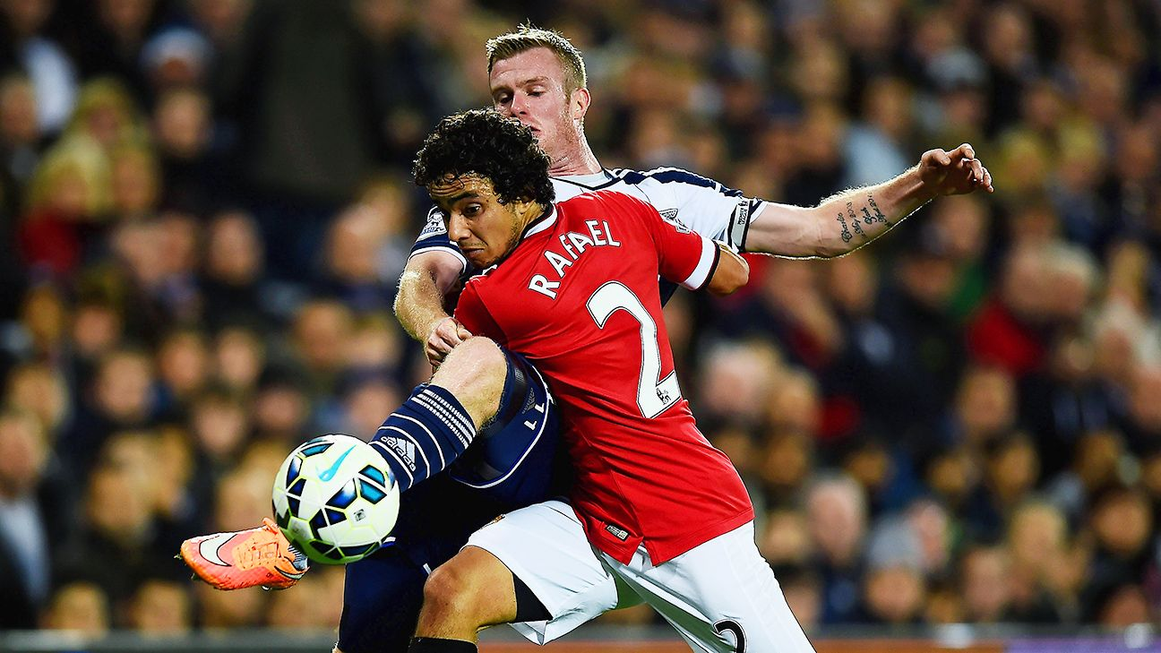 Rafael is not one to easily concede possession to the opposition.