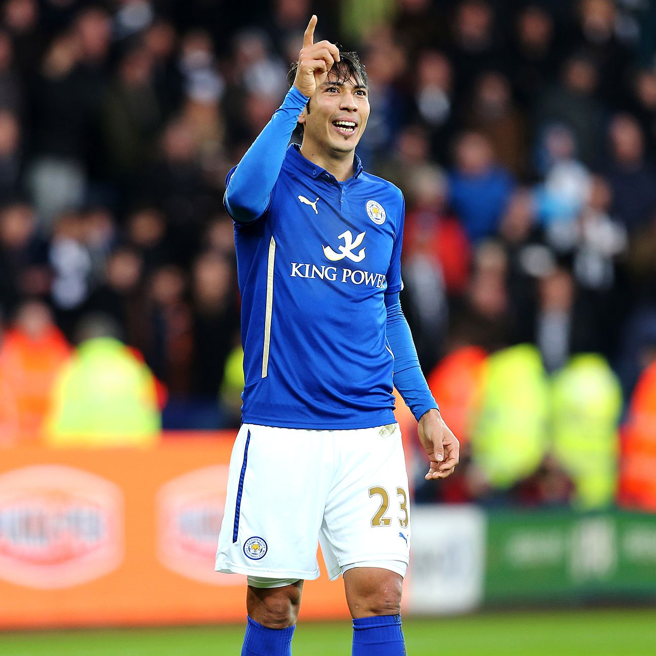 Leo Ulloa finding his scoring touch is a good sign for Leicester City.