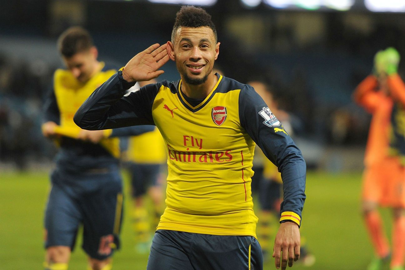 Francis Coquelin's insertion into the starting XI prompted Arsenal's run to a third-place finish.