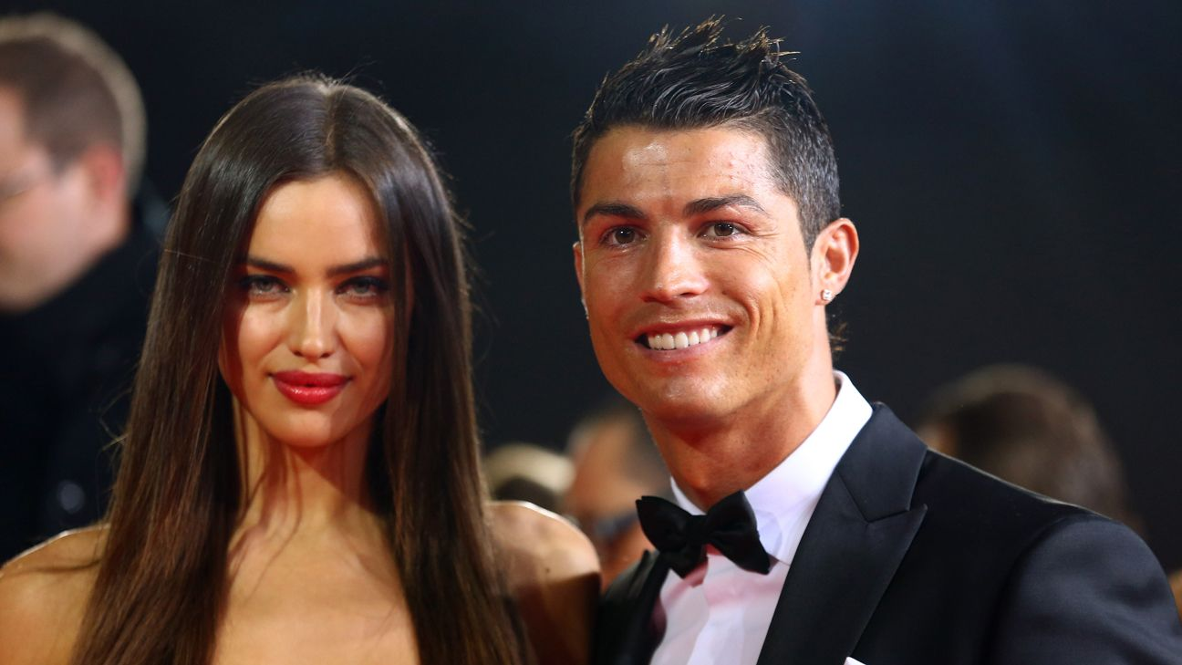 Real Madrid's Cristiano Ronaldo announces break-up with ... Irina Shayk And Cristiano Ronaldo 2013