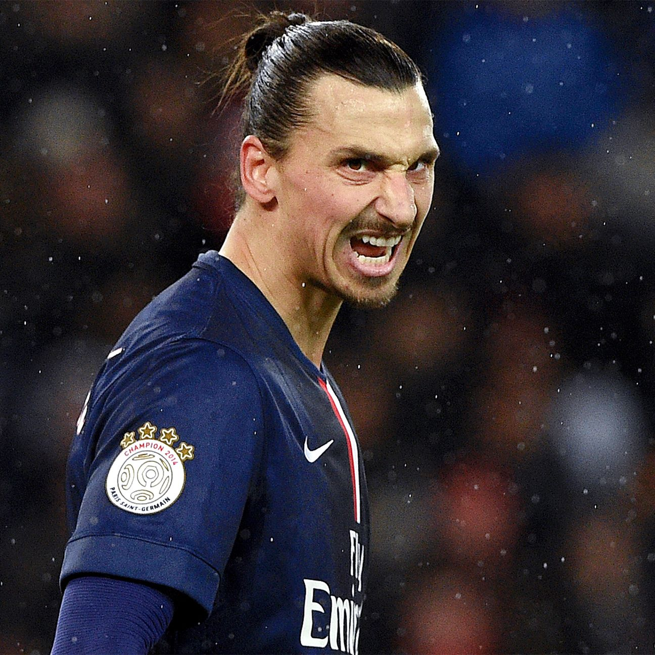 Another spot in the PSG history books awaits Zlatan Ibrahimovic should he score in Sunday's Le Classique.