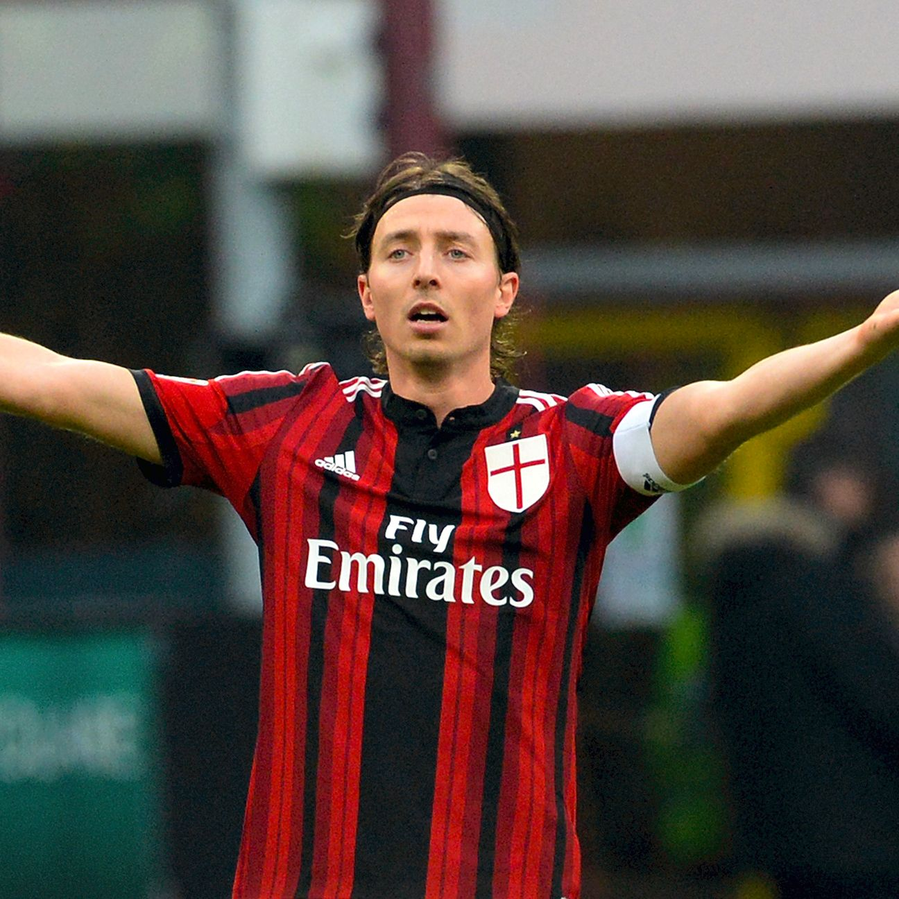 Riccardo Montolivo and AC Milan are starting to fade away from contention for a Champions League spot.