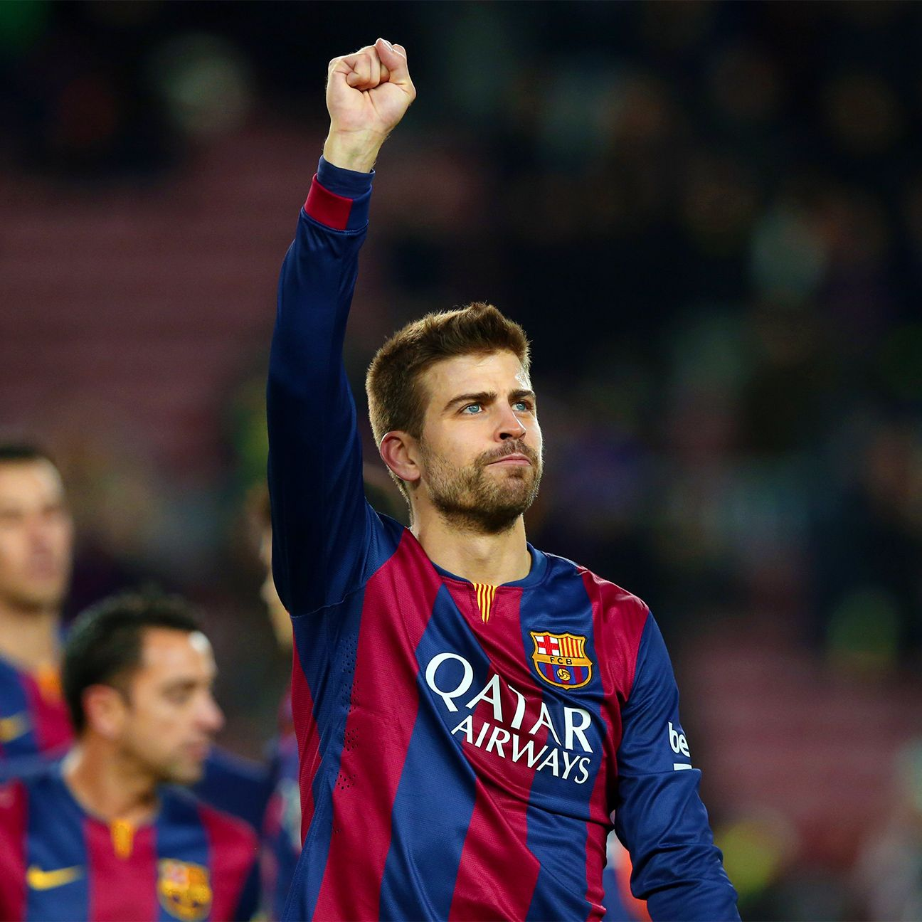 Gerard Pique's return to form played a key role in this season's resurgence at Barcelona.