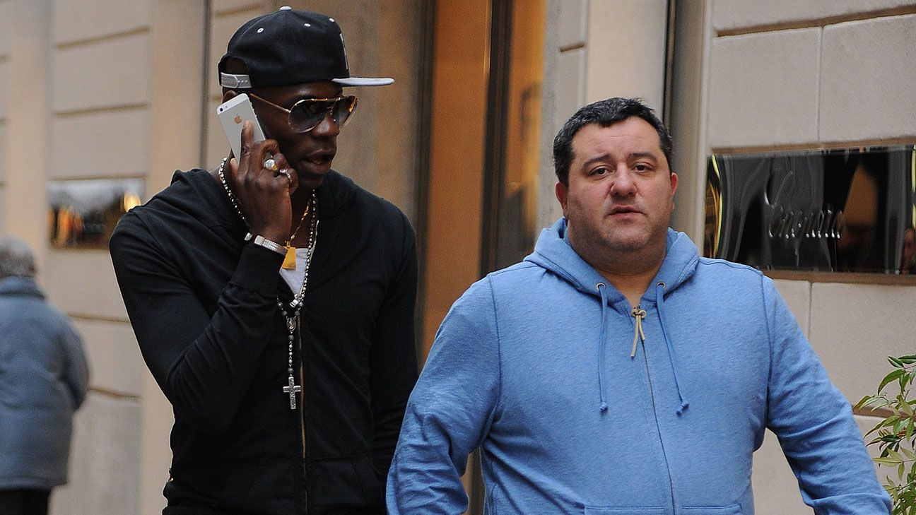 Image result for mino raiola agent