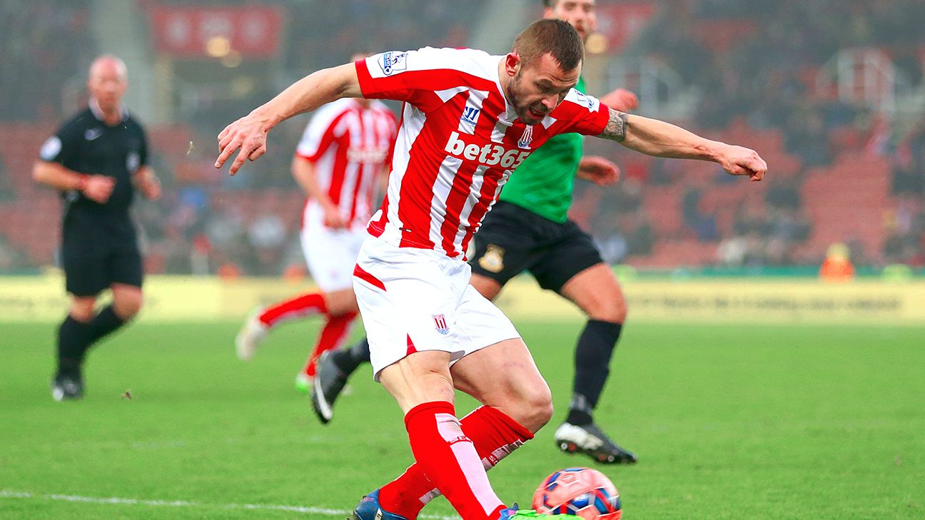 Phil Bardsley and Stoke can expect a good old-fashioned physical test in their FA Cup clash versus Rochdale.