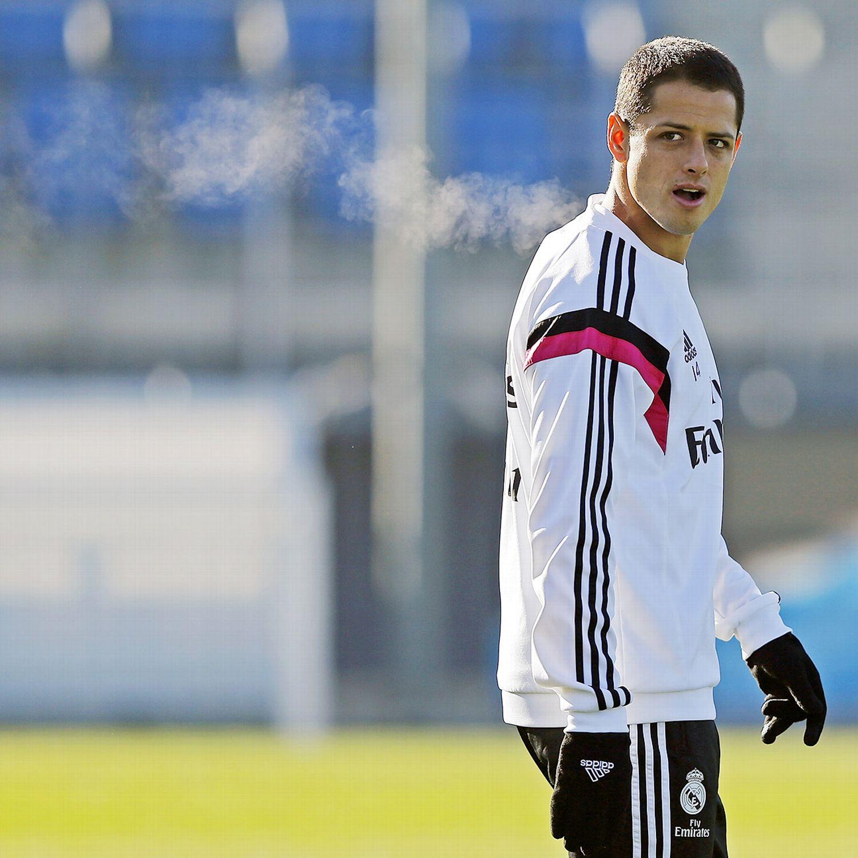 """Javier Hernandez Real Madrid: Javier """"Chicharito"""" Hernandez Needed At Real Madrid"""