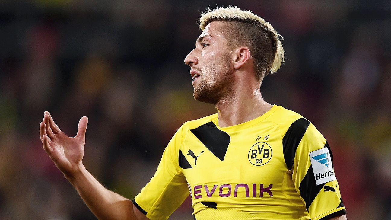 Spielerkader Borussia Dortmund