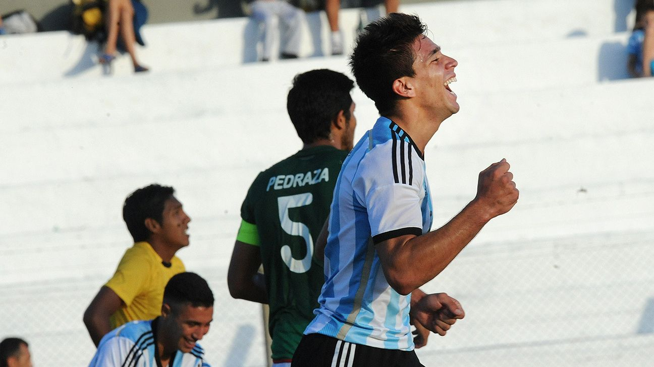 Giovanni Simeone and Argentina have run rampant thus far at the South Amercian Under-20 championships, but tougher competition awaits the Albiceleste in the second round.