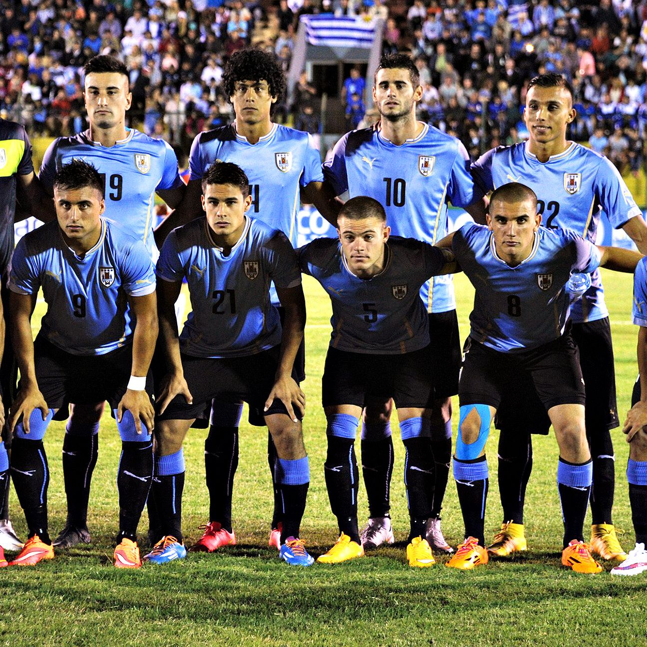 Host Uruguay will look to take down Brazil for a second time when the teams meet in Montevideo's famed Estadio Centenario.