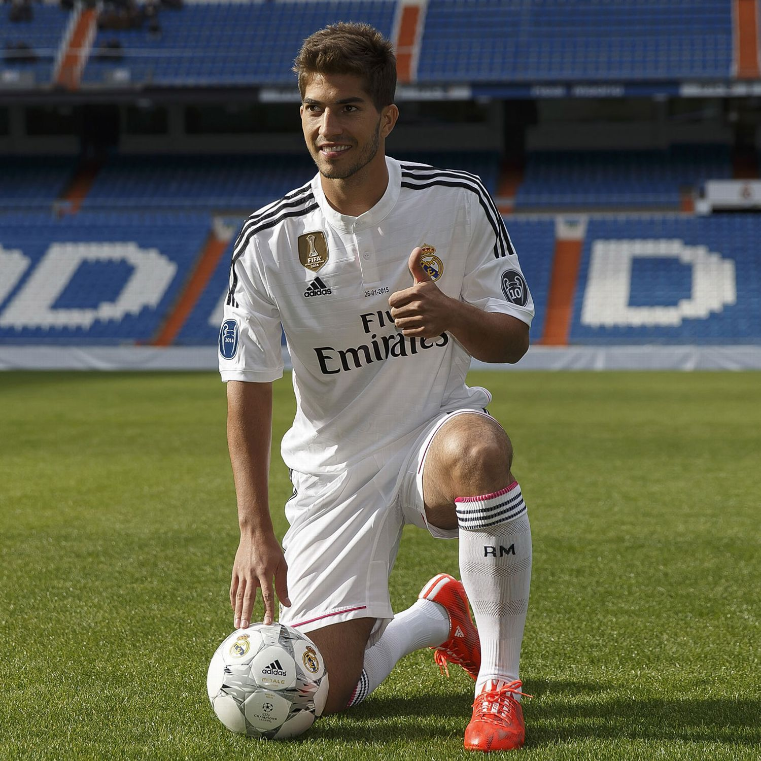 Lucas Silva: Lucas Silva's Arrival At Real Madrid Could Lead To A