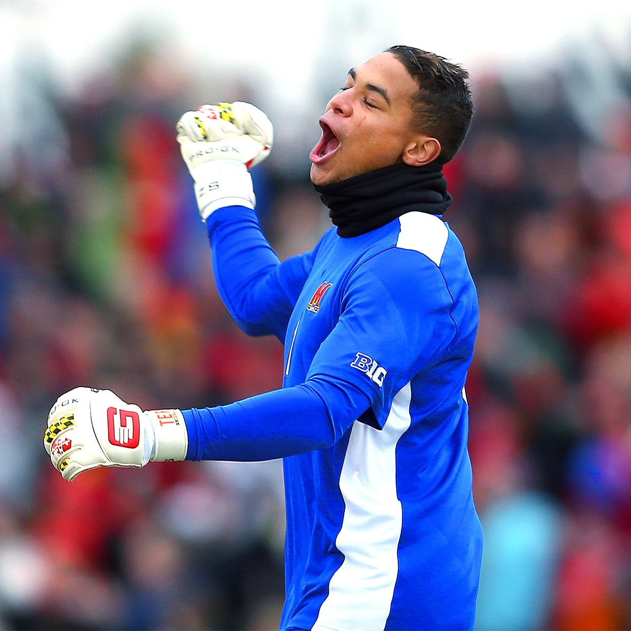 Goalkeeper Zack Steffen is one of the U.S. men's national team's top prospects.