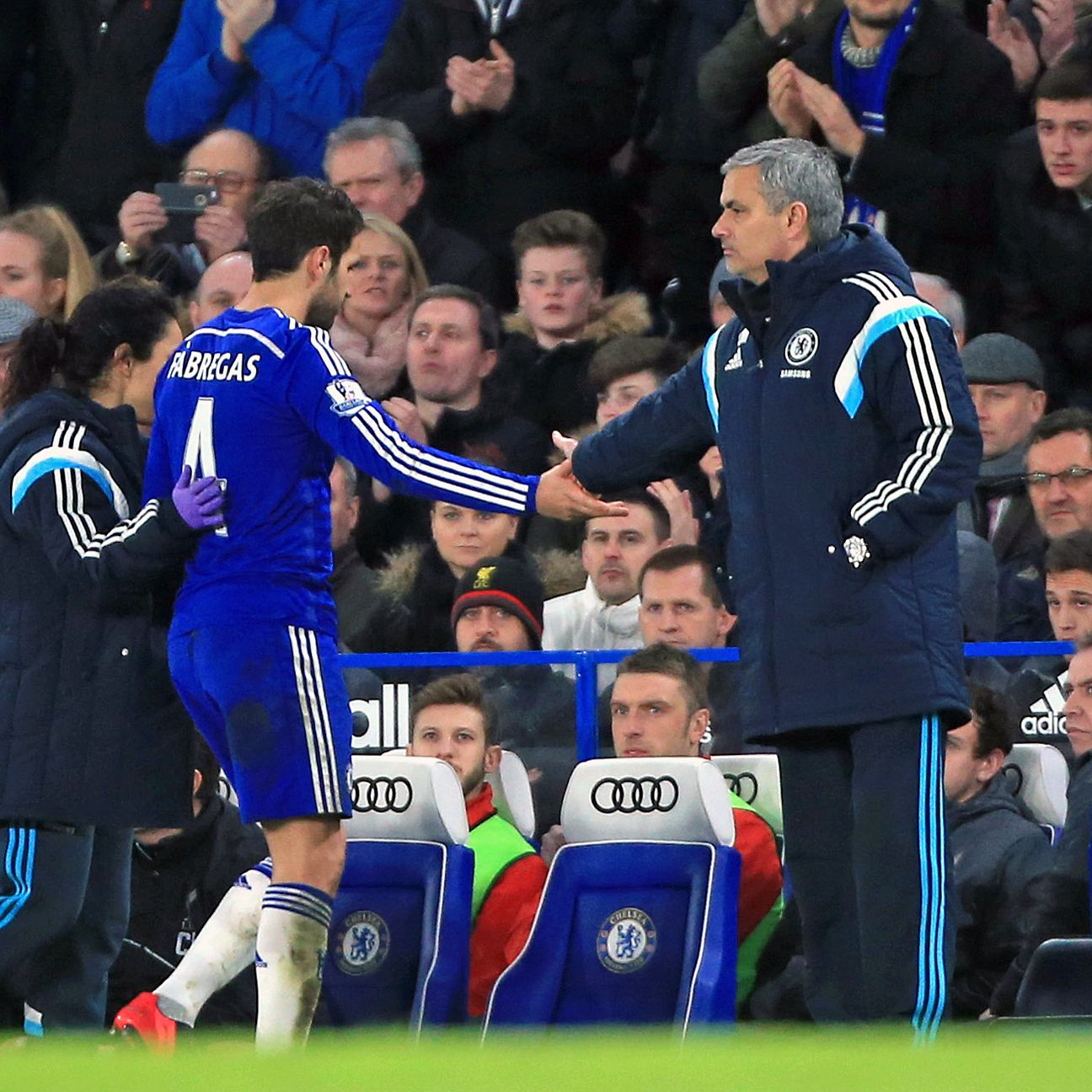 Cesc Fabregas proved to be a key addition for Chelsea and Jose Mourinho en route to their 2014-15 Premier League title.