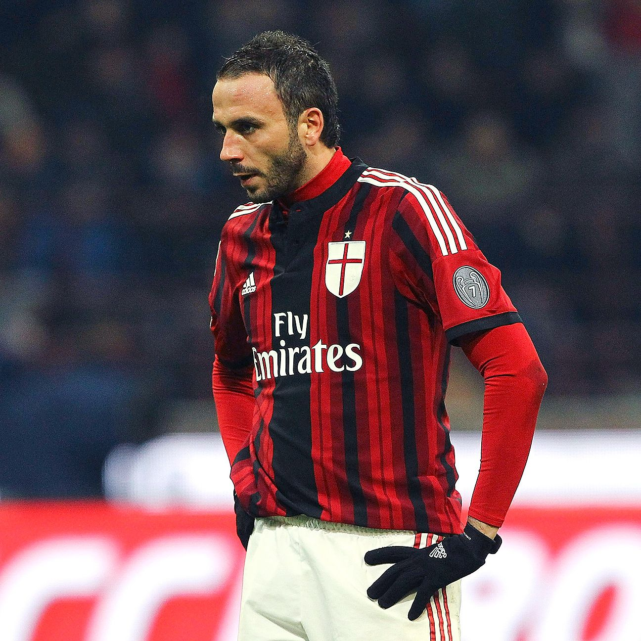 Giampaolo Pazzini and Milan can all but kiss their chances of a trophy goodbye after their Coppa Italia elimination to Lazio.