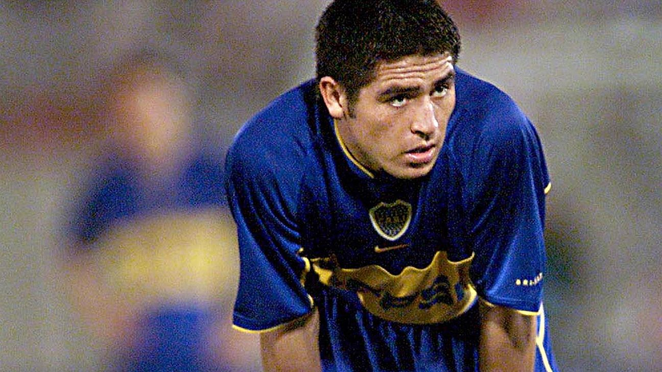 If Juan Roman Riquelme was on the field, then no one else was in charge.