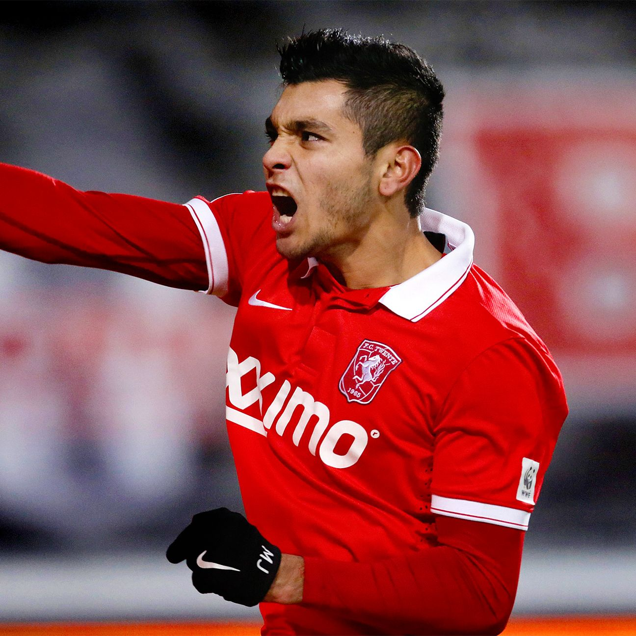Jesus Corona continues to impress in the Eredivisie with Twente.